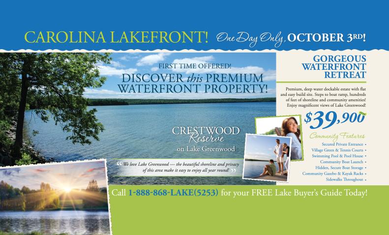 Crestwood Reserve - Blueshore Direct, Inc